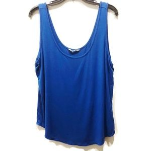 Old Navy Royal Blue Tank XL (Will Fit 1X)